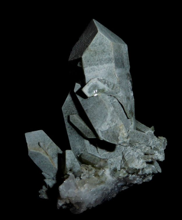 0 Cuarzo - Quartz - Montes Kharan, Pakistan – 5,7x3,5 cms - 15,00 €