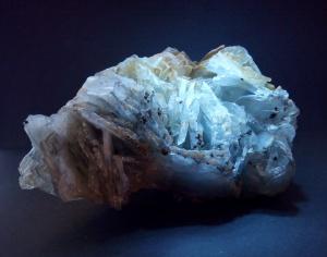 Barita azul - Nador - Mt Ouichane, Ségangan, Marruecos - 13x10 cms 99,99 €