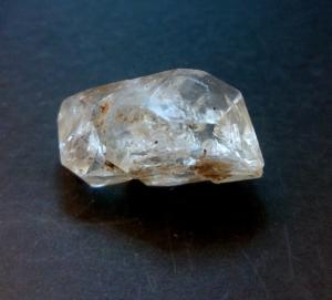 cuarzo diamante herkimer marruecos