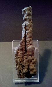 Goethita negra - Bou Azzer, Marruecos - 11,5x3,5 cms 11,99 €